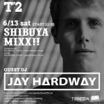 Jayhardway-T2-SHIBUYA