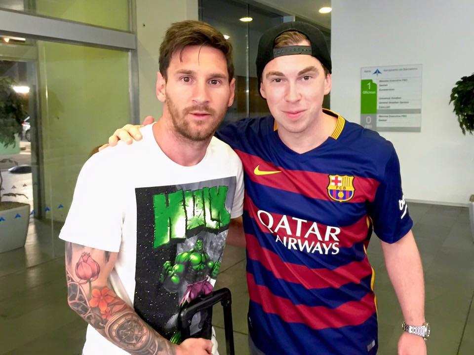 Hadwell-Messi