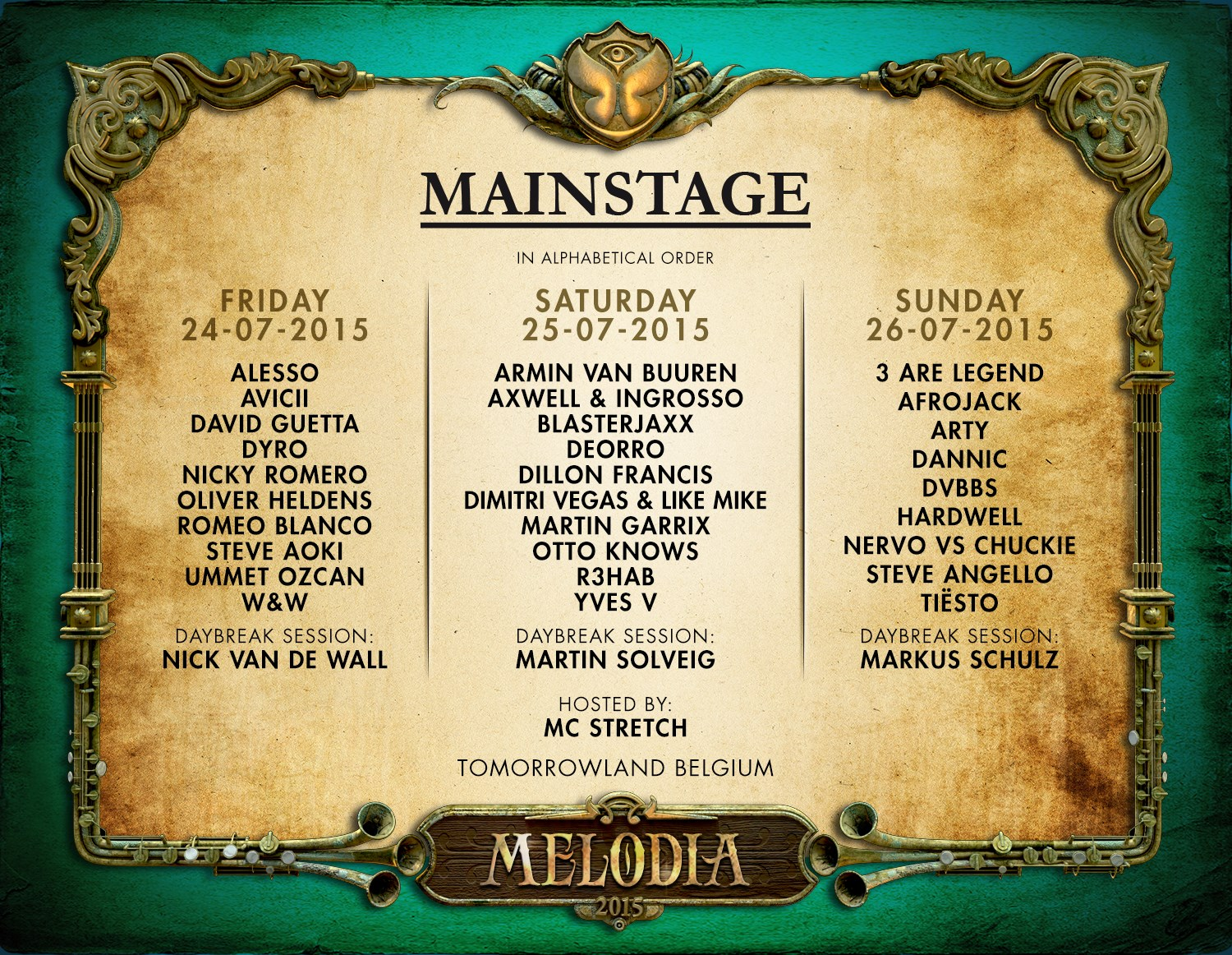 Tomorrowland-Mainstage
