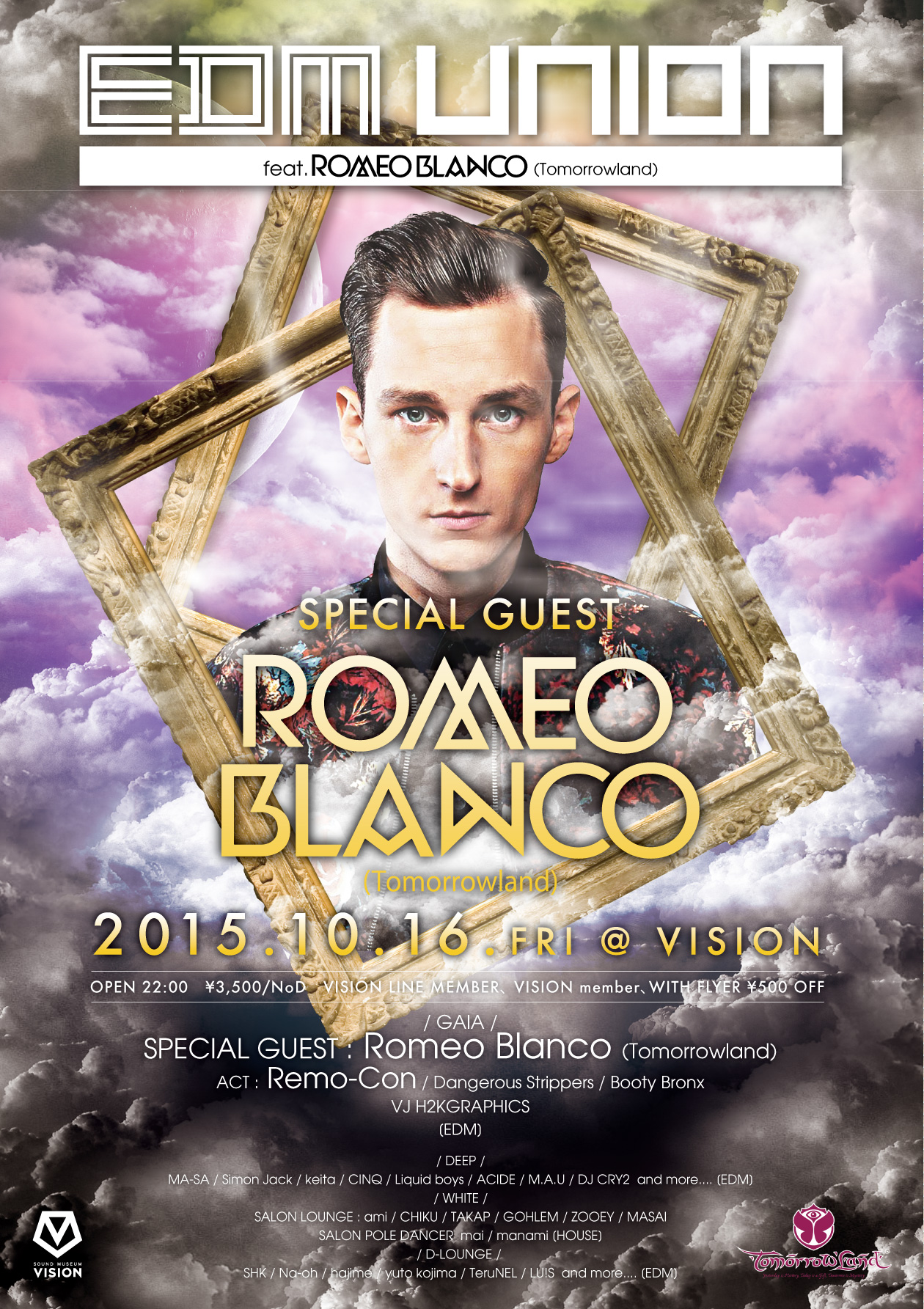 20151016 VISION Romeo Blanco