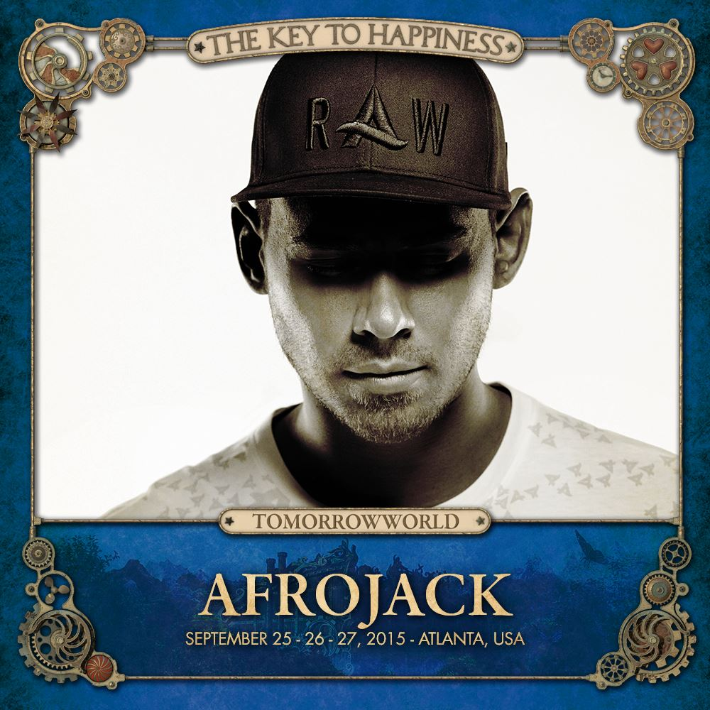 Afrojack TomorrowWorld 2015
