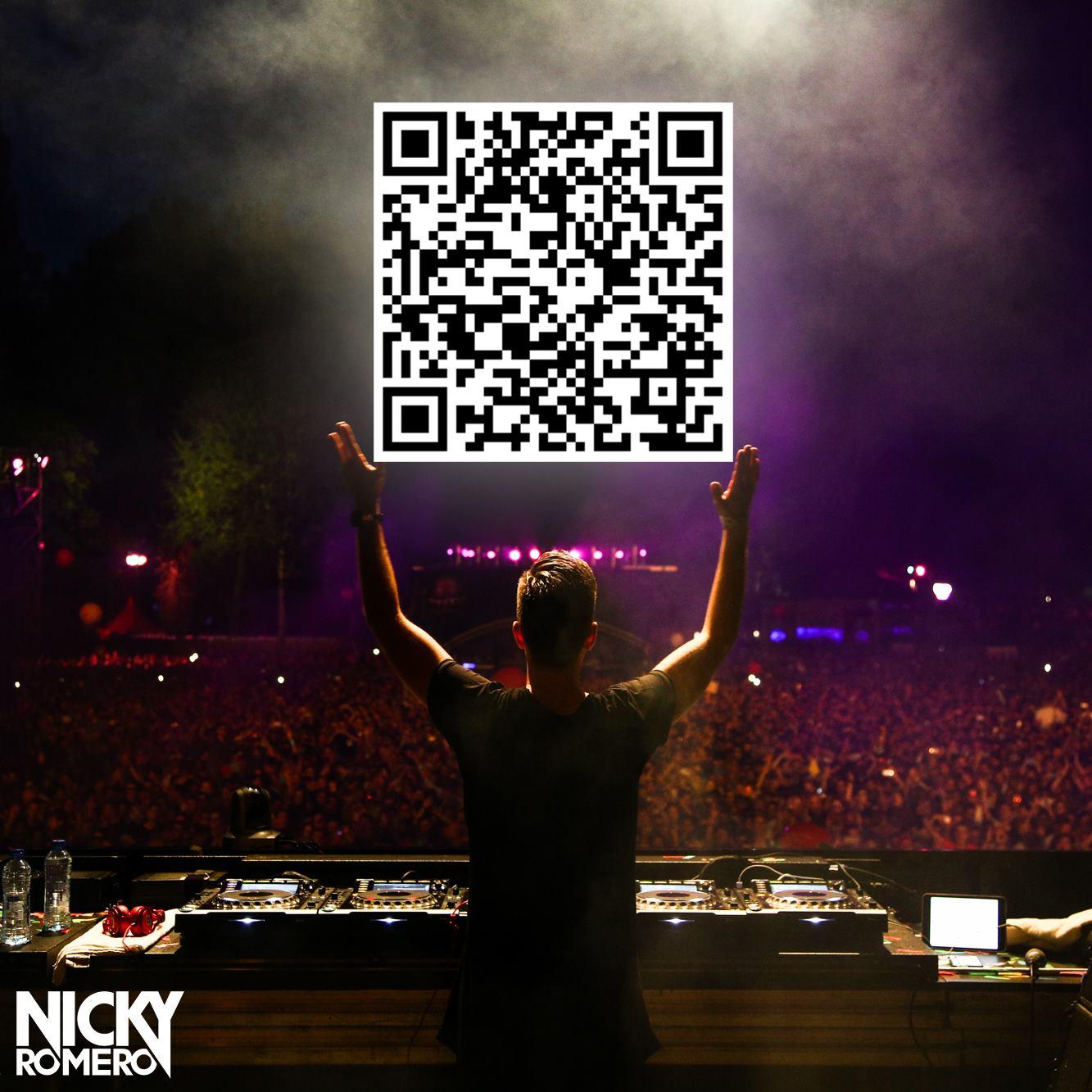 Nicky Romero LINE