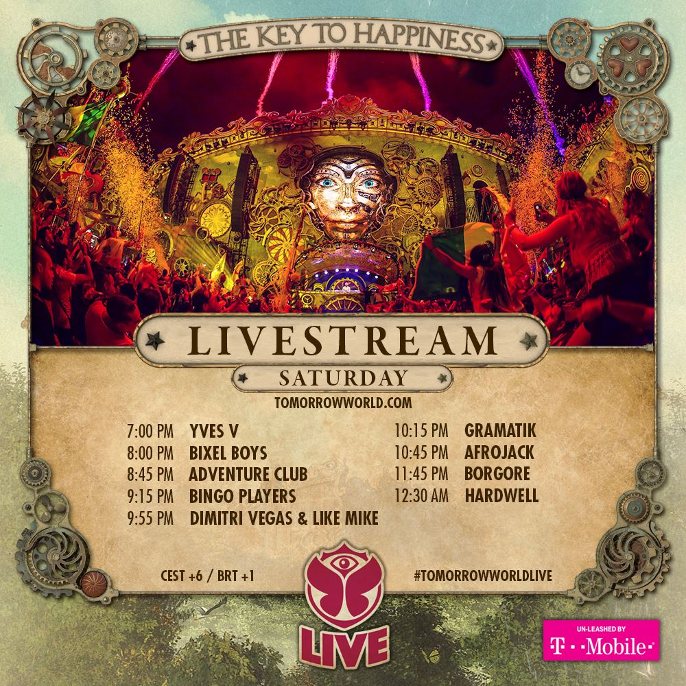 TomorrowWorld Saturday