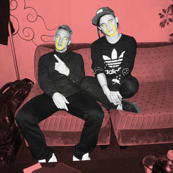 Jack Ü DJ MAG