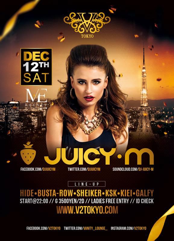 Juicy M V² TOKYO
