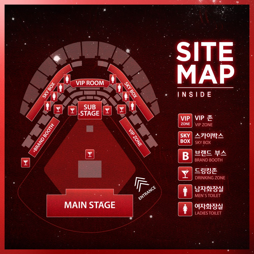SITEMAP2 ONE NIGHT CARNIVAL
