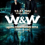 W&W ageHa COUNTDOWN 2016 2