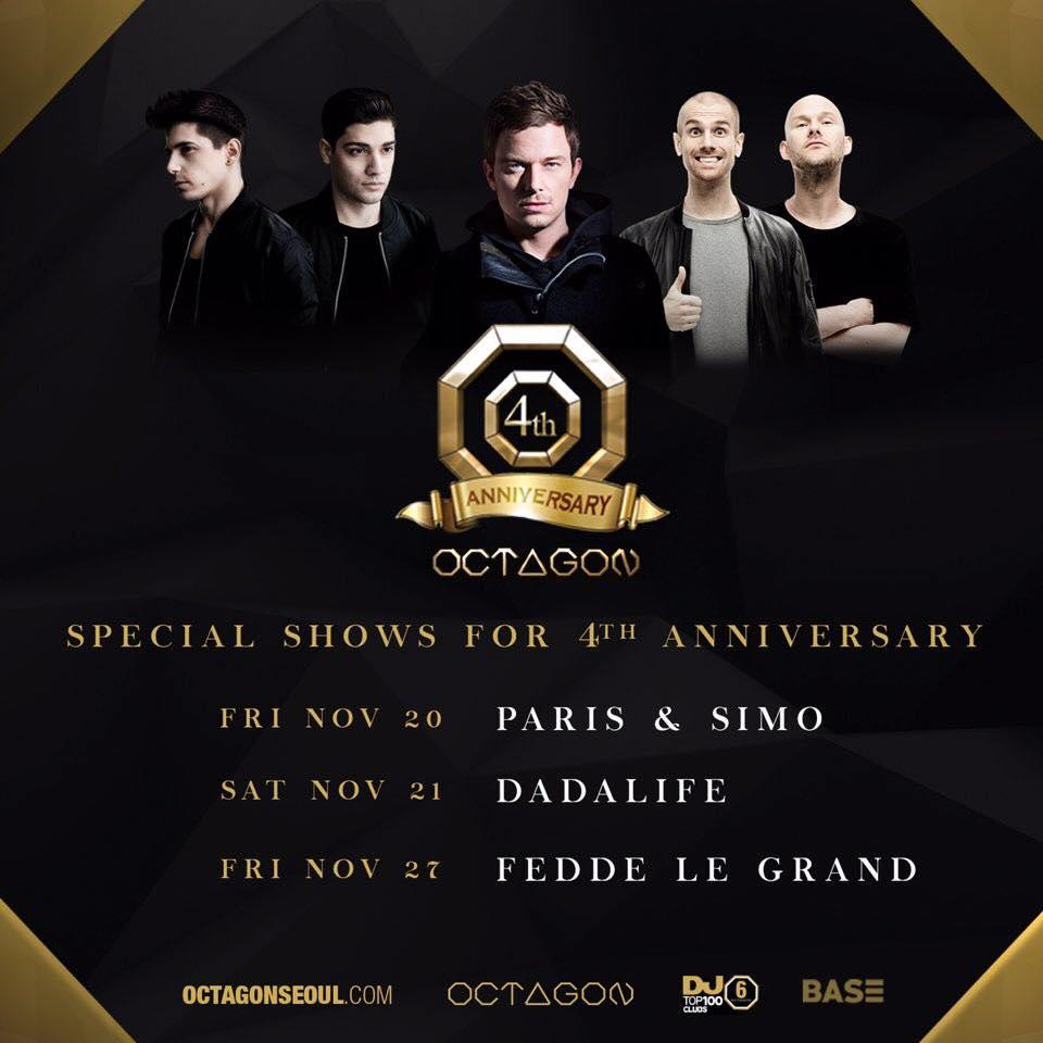 4th anniversary of Club Octagon 2