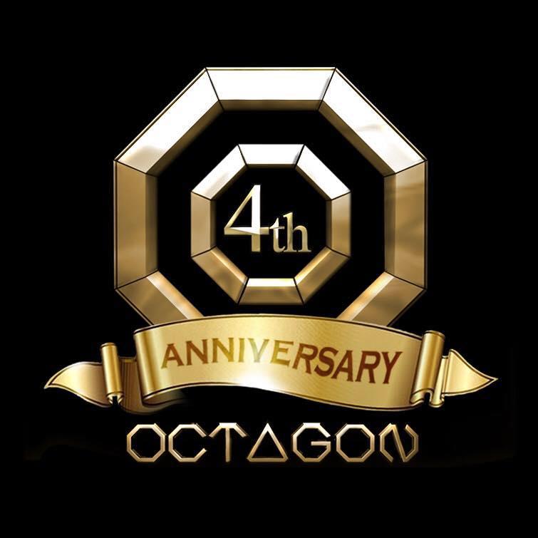 4th anniversary of Club Octagon