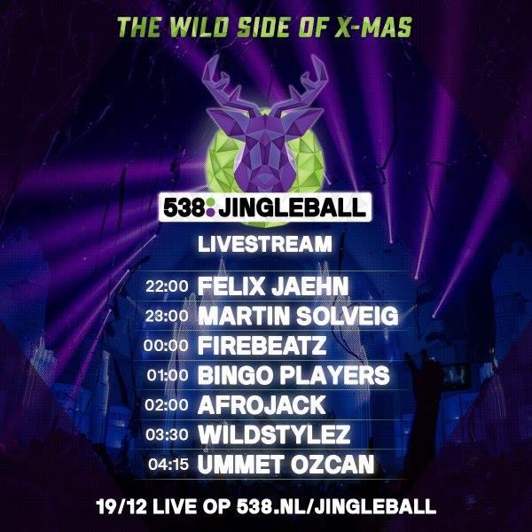 538Jingleball lineup