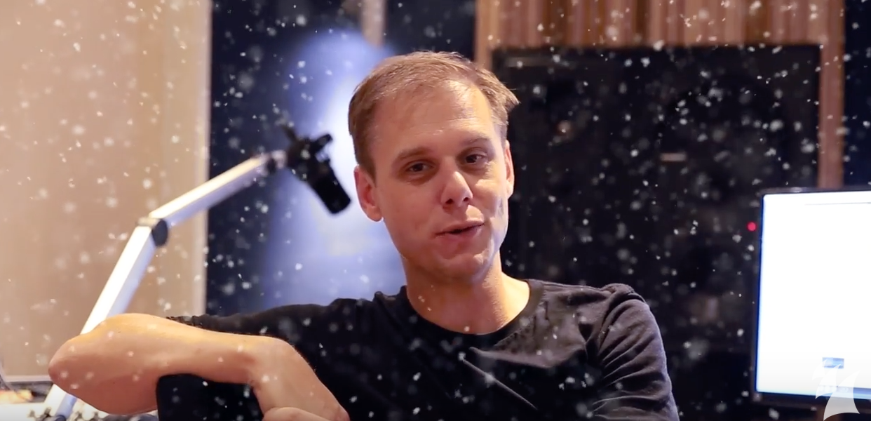 Armin van Buuren Happy Holidays