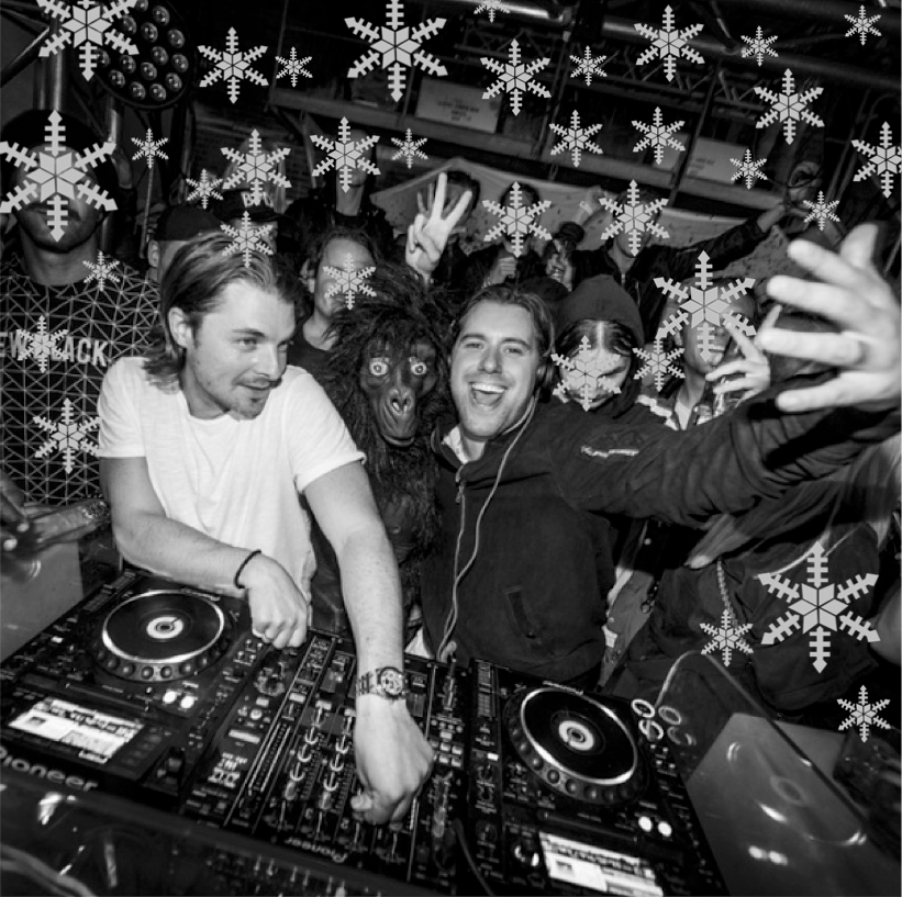 Axwell Λ Ingrosso Merry Christmas