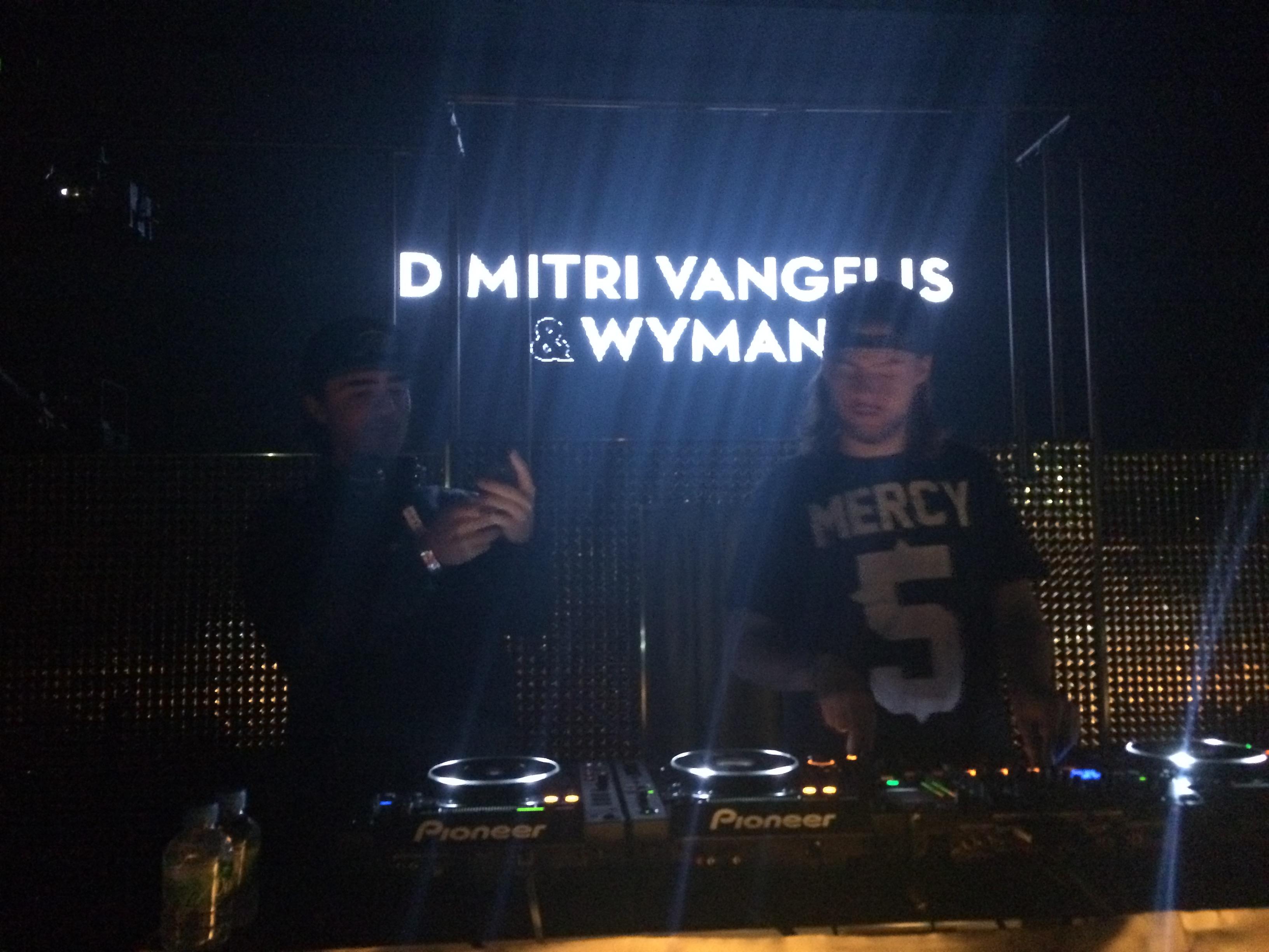 Dimitri Vangelis & Wyman 20150228