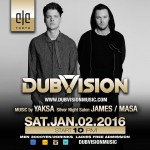 DubVision 20160102 ELE TOKYO