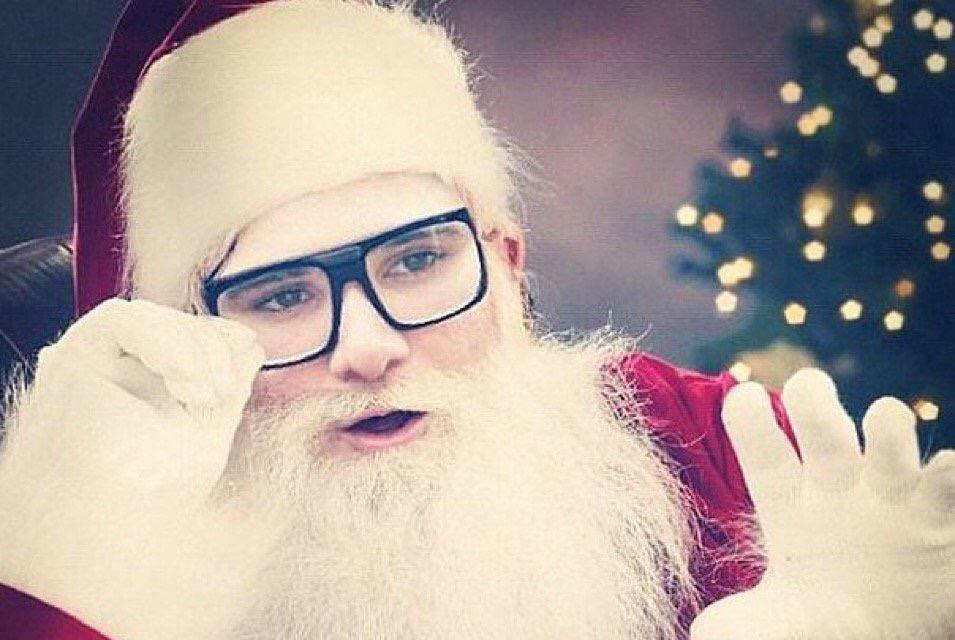 Skrillex Merry Christmas