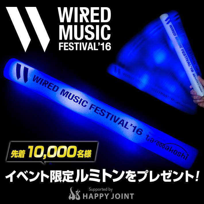 WIRED MUSIC FESTIVAL 2016 goods2