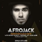 Afrojack ageha 20160413