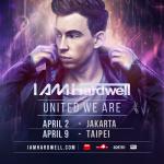 I AM HARDWELL UNITED WE ARE Jakarta 2