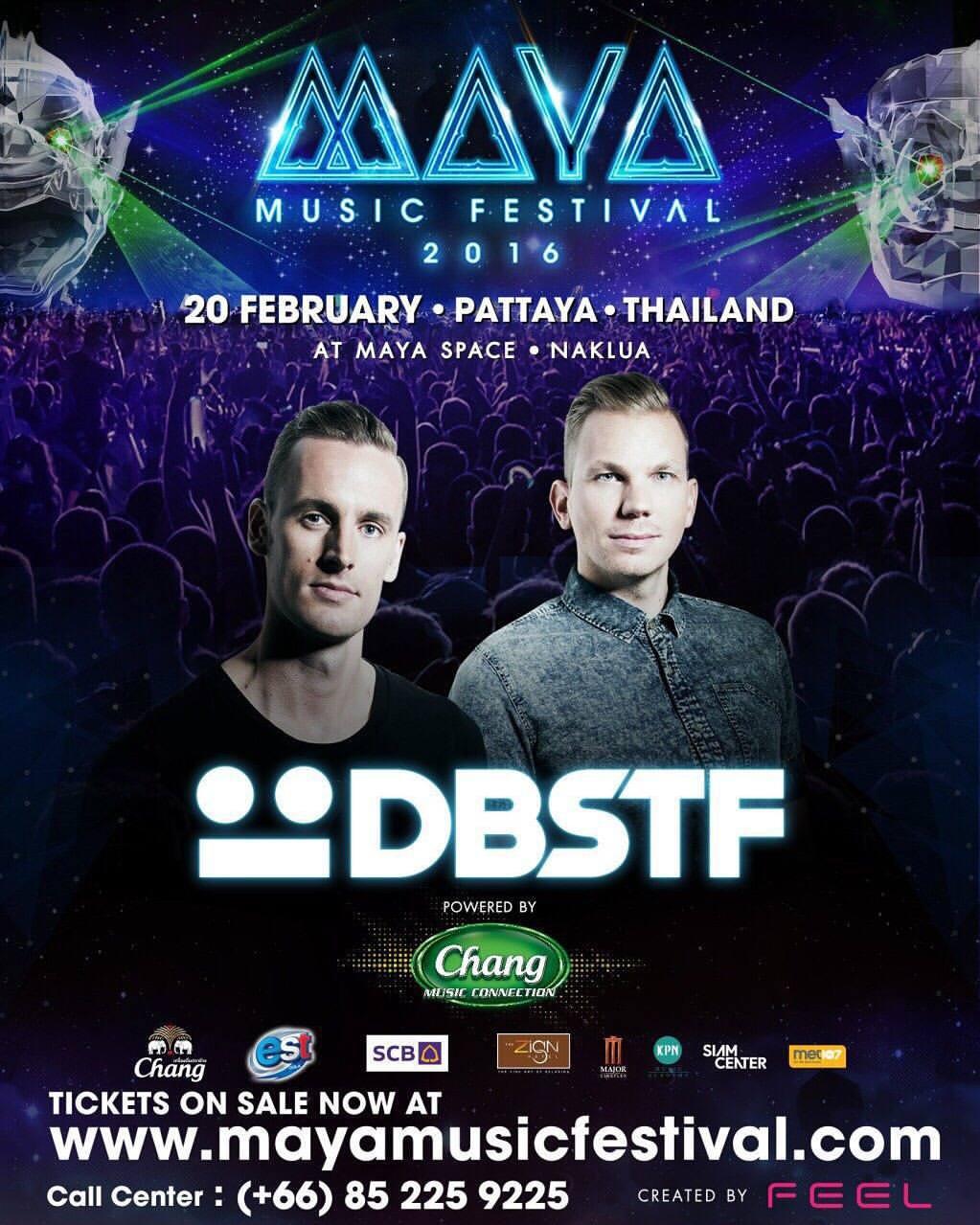 MAYA Music festival  DBSTF