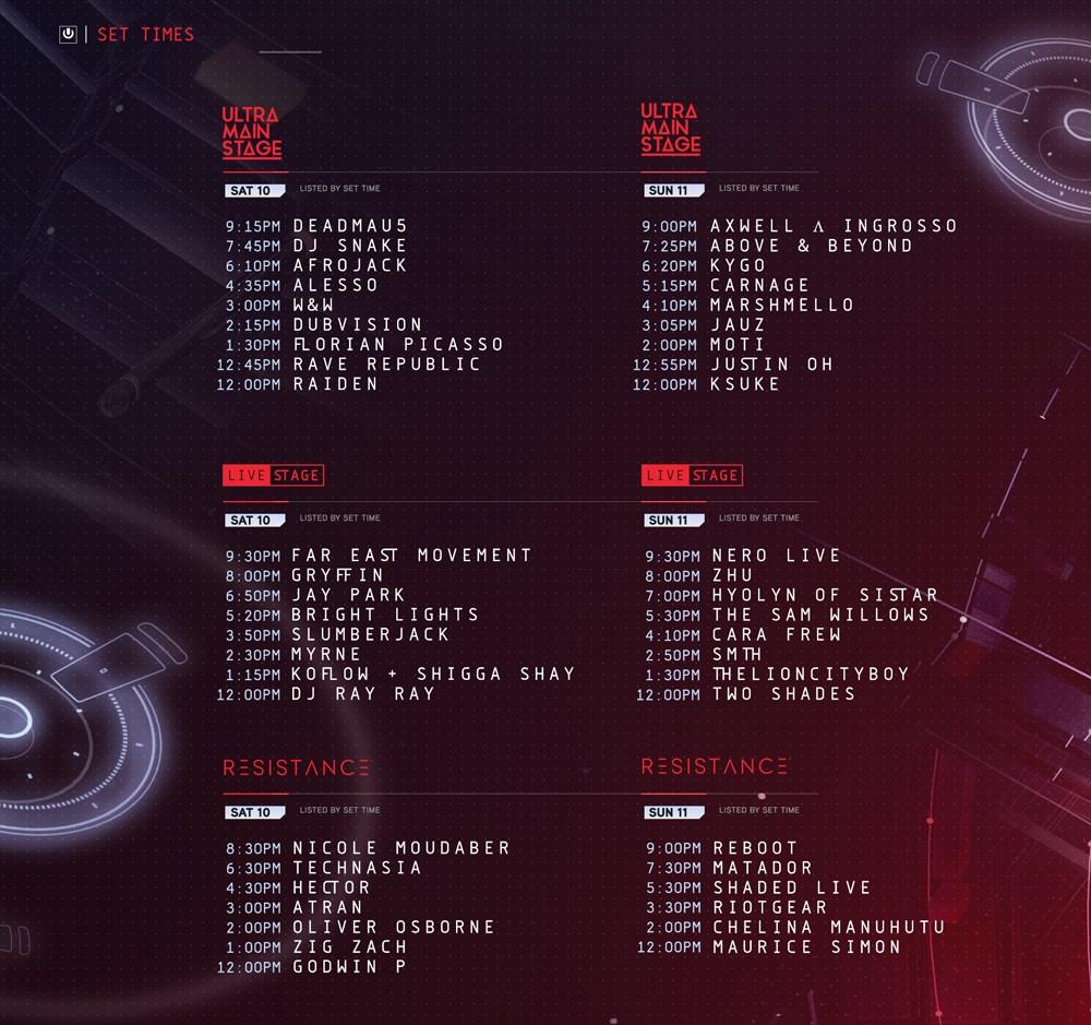 ultra-singapore-2016-timetable