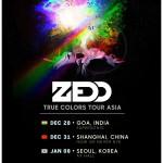 ZEDD ASIA TOUR