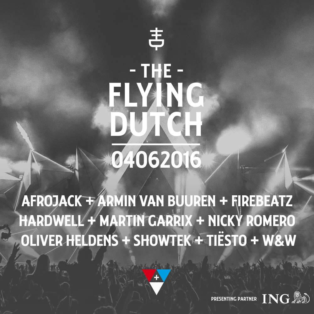 The Flying Dutch 2016