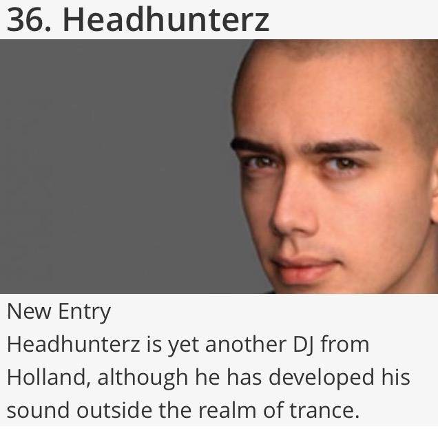 Headhunterz 2010