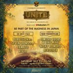 Tomorrowland Presents UNITE -Japan