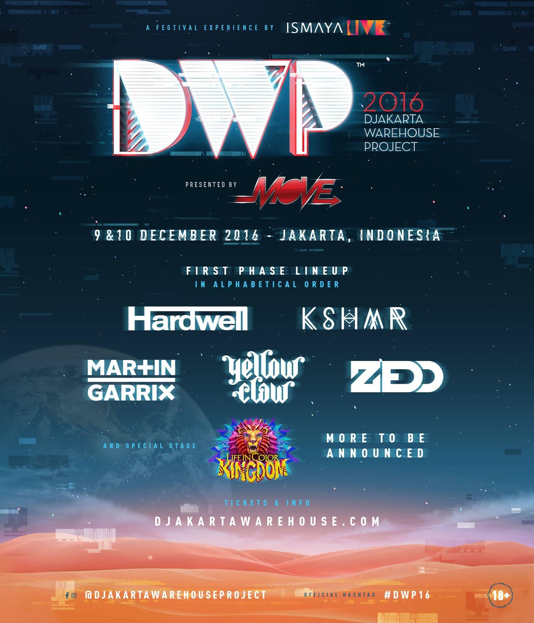 DWP 2016