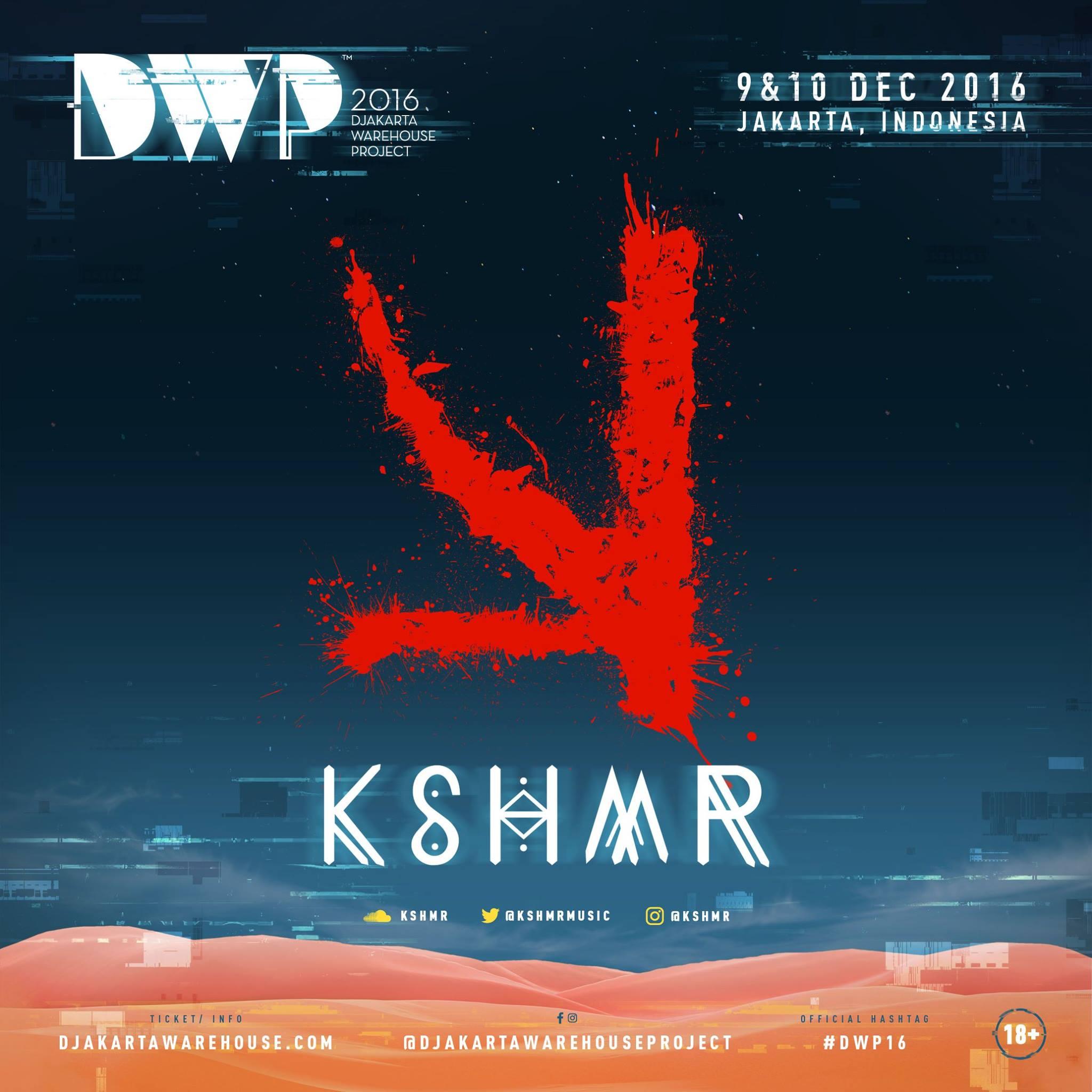 KSHMR DWP 2016