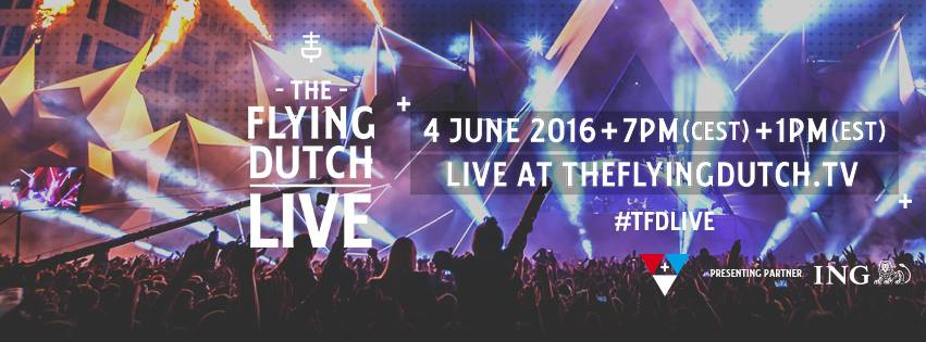 The Flying Dutch 2016 live