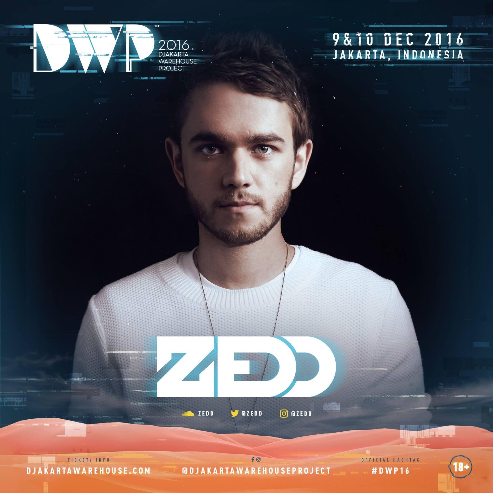 ZEDD DWP 2016