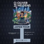 OLIVER HELDENS japan tour 2016