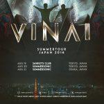 VINAI JAPAN TOUR 2016