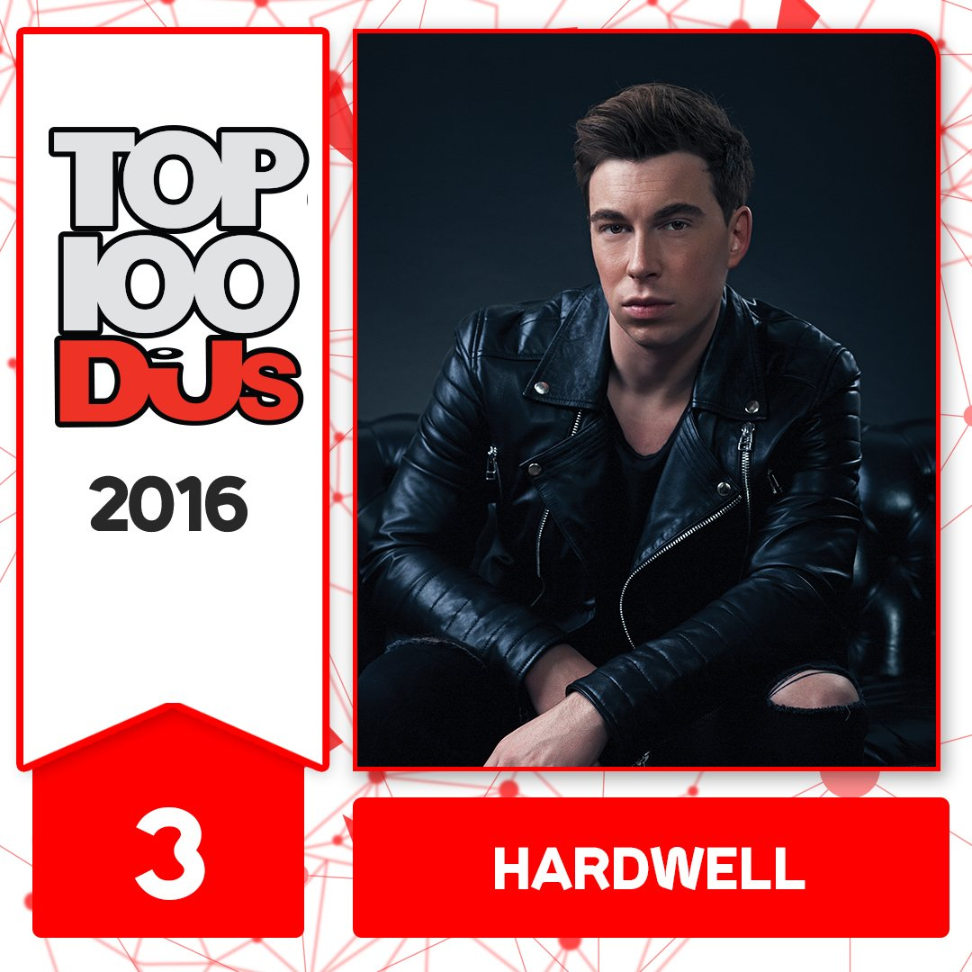 hardwell-2016s-top-100-djs