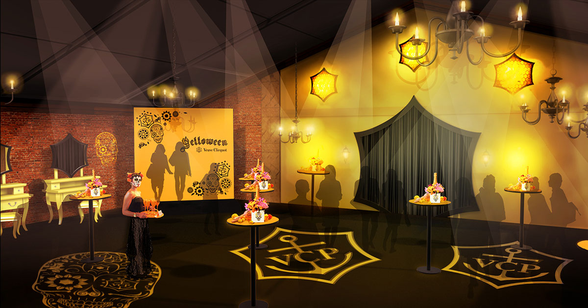 veuve-clicquot-yelloween-lounge-2016-3