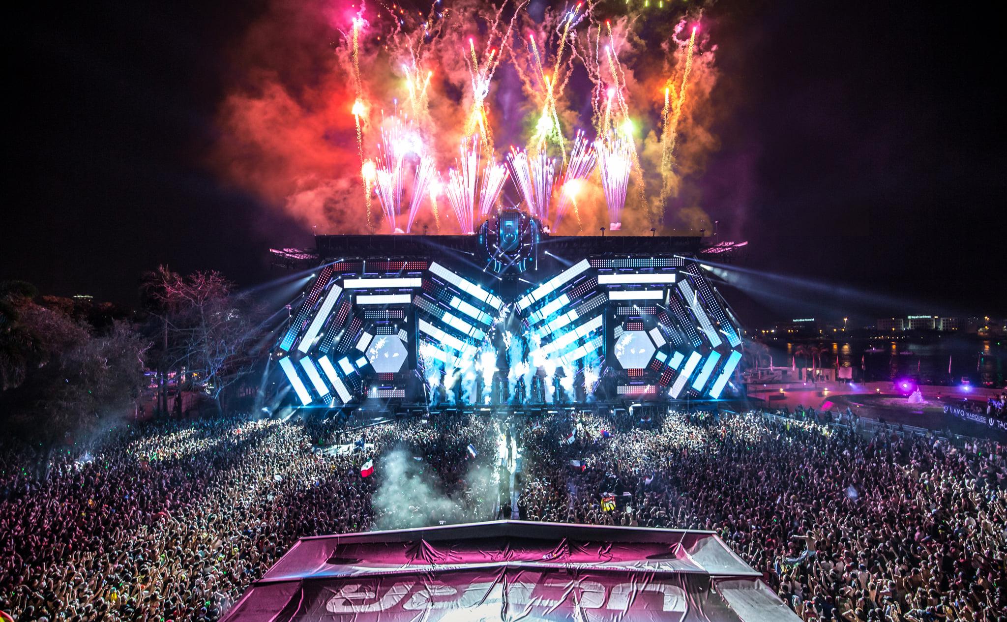 Ultra Music Festival 開催中止を発表 Tokyoedm