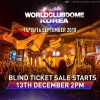 【WORLD CLUB DOME Korea 2018】開催決定!